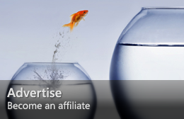 Advertise—Become an affiliate