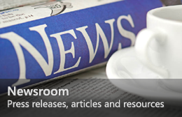 Newsroom—Press release, articles and resources