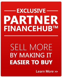 Learn more about how a partner FinanceHub™ can ease purchasing for your customers.