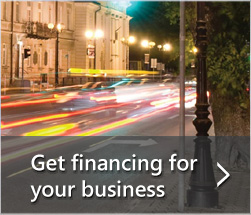 Get financing for your business