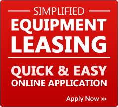 Simplified Equipment Leasing—Quick & Easy Online Application. Apply now.