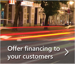 offer financing to your customers
